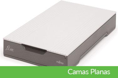 Scanners con Camas Planas