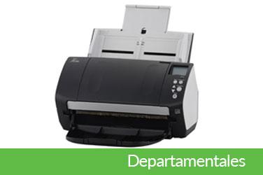 Scanners departamentales